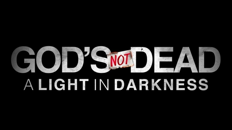 ПРЕМЬЕРА! хф БОГ НЕ УМЕР 3 - СВЕТ ВО ТЬМЕ Gods Not Dead A Light in Darkness (2018) HD