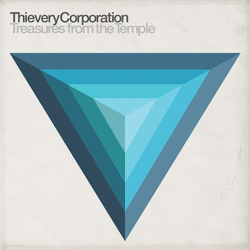 Thievery Corporation альбом Treasures from the Temple