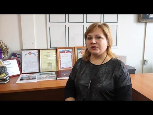 Председатель городского комитета солдатских матерей отмечена Благодарственным письмом омбудсмена