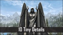 Skyrim Yet Another 10 Tiny Details That You May Still Have Missed in The Elder Scrolls 5 Part 40