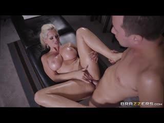 Alena croft - beauty erotic massage anal sex porn milf mature boobs busty cumshot oil handjob blonde массаж licking