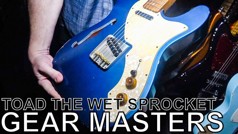 Toad The Wet Sprocket's Todd Nichols - GEAR MASTERS Ep. 237