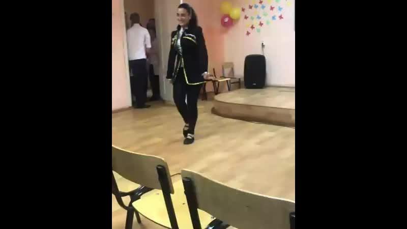 В Челябинске 18-летняя медсестра танцует! (3)