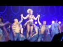 Britney Spears Clumsy 15 08 2018
