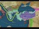 Интерактивная карта Византийской империи