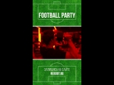REBOOT FOOTBALL PARTY