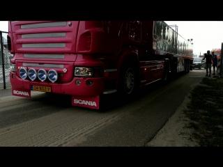 Scania R500 V8 Fa W. van Wijk (Truckstar Festival Assen 2018)