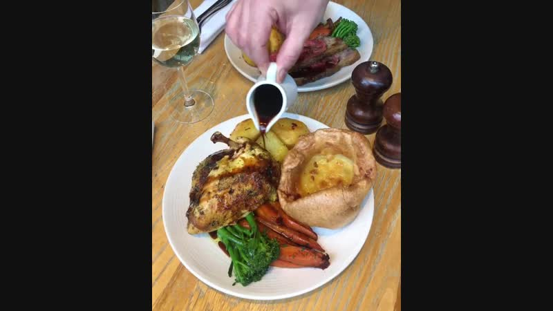@breadstkitchens Sunday roasts are sure to steal your mums crown !