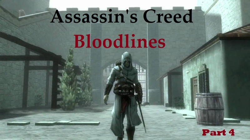 Assassin's Creed Bloodlines part 4 RUS