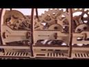 Локомотив Ugears с пероном