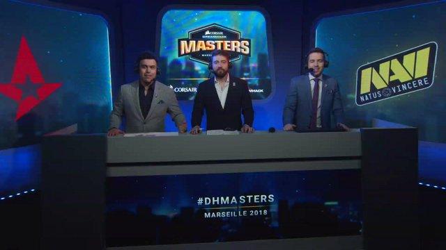INTRO Grand-Final - CORSAIR DreamHack Masters Marseille 2018