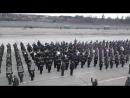 Полигон Алабино Московская область Подготовка к военному параду Юбилей 70 лет Великой победы Эх были времена 9 мая 2015