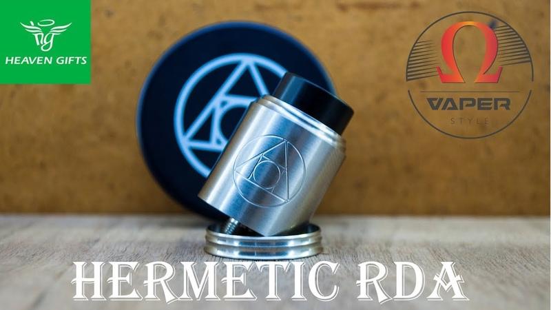 Blitz Hermetic RDA from heavengifts.com