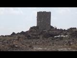 Хуситы наступают на позиции боевиков ИГ в районе Кайфа, провинция Эль-Бейда.