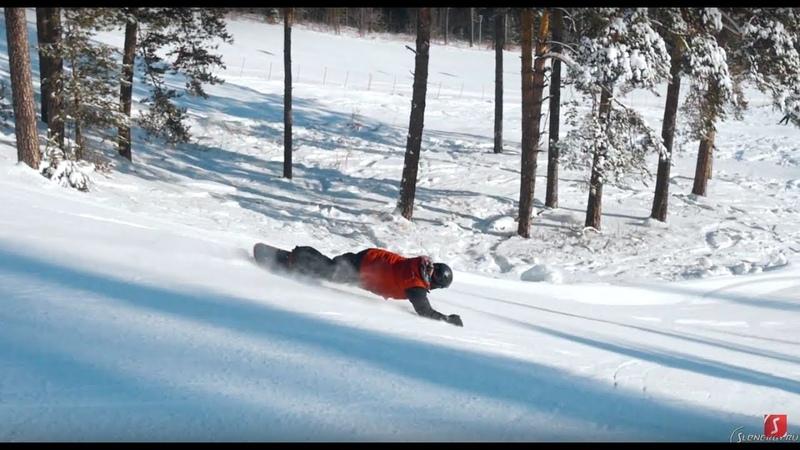 Школа сноуборда | Сезон 10 урок 1| Поездка задом наперед и реверсивные повороты