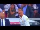 Реакция Роналдо на победный гол Месси! Эль Классико 23.04.2017.mp4