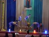 Цирковая студия «Арлекино» - «От Волги до Енисея» акробатика