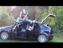 сакс на машине
