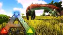 ARK Survival Evolved Продолжаем Прохождение I Выживание на Острове с Динозаврами