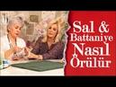 Sibel ile Şal ve Battaniye Nasıl Örülür | Derya Baykal