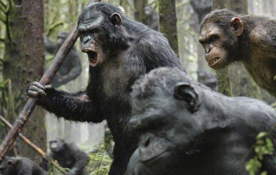 «Планета обезьян: Революция» (2014): Трейлер №2 (дублированный)