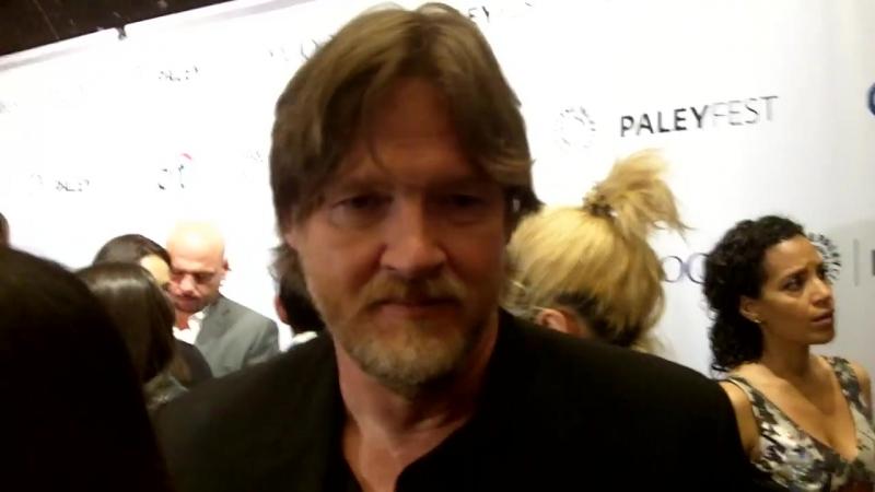 Whedonopolis Videos: PaleyFest NY 2014 Gotham - Donal Logue (Harvey Bullock)