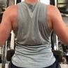 Вертикальная тяга Придаёт V образную форму спины