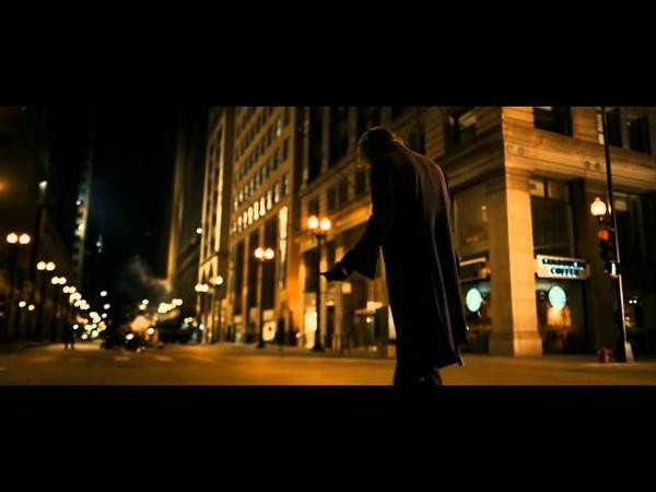 Трейлер к фильму Бэтмен Тёмный рыцарь