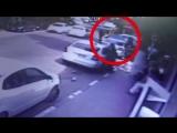 Как вооруженные грабители напали на мужчину с крупной суммой денег в Сочи