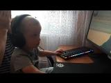 Будущее киберспорта. Арсений 2,5 года играет в Counter-Strike Global Offensive.