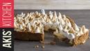 Lemon hazelnut chocolate praline tart   Akis Kitchen