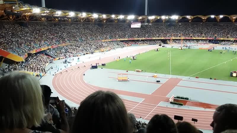 XXI Commonwealth Games 2018 - Gold Coast, Queensland, Australia - Mens Running Event Video 2