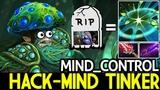Mind_control Nature's Prophet Hack-Mind Tinker 7.18 Dota 2