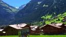 جمال الطبيعة في سويسرا Красота природы Швейцарии