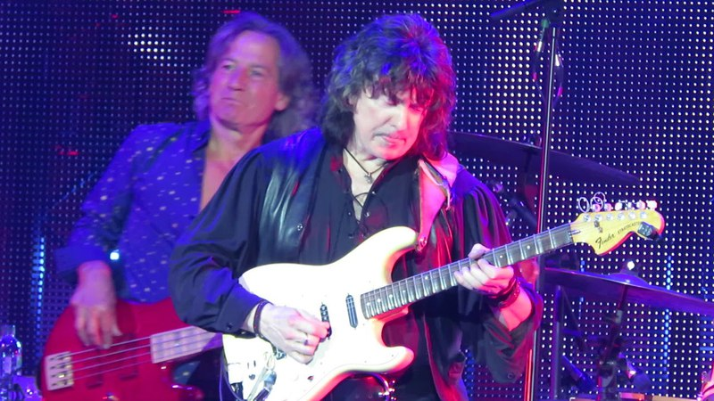 Ritchie Blackmore's Rainbow Smoke on the Water London Full Concert Stone Free O2 Arena 06-17-2017