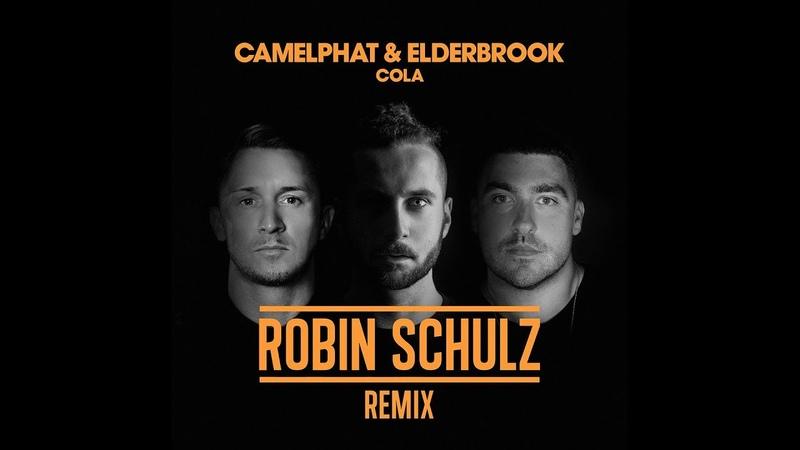 CamelPhat Elderbrook - Cola [Robin Schulz Remix] (2017 Official Audio)