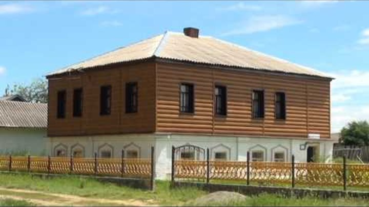 село Нижний Мамон Воронежской области