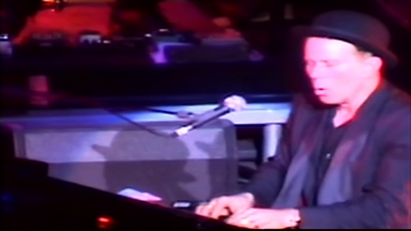 Tom Waits – Innocent When You Dream – At The Fox Theatre, St. Louis, Mo, June 26, 2008