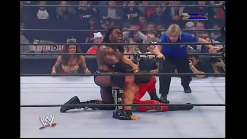 Survivor Series 2005 - Booker T vs Chris Benoit