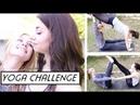 70 000 ABONNES : YOGA CHALLENGE