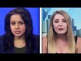 'I'm Not ASHAMED Of Being White' - Lauren Southern DESTROYS Far Leftist Host In a Debate