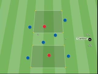 Футбольные упражнения на тактику