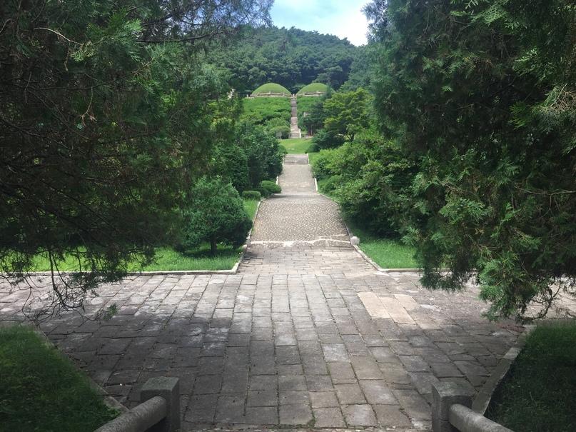 Отчет о путешествии в Северную Корею 2018. Дорога к гробнице
