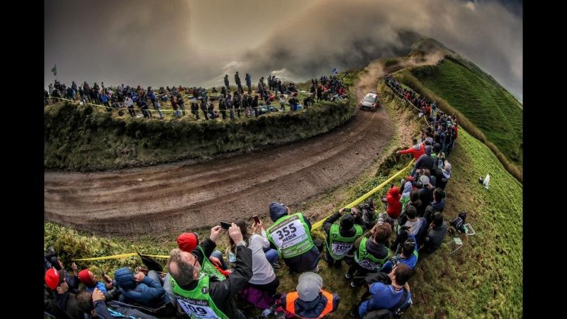 ERC 2018 - ралли Европы 2018 1й этап - Португалия - день первый