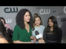 Charmed Reboot Cast Interview At The CW Upfront ¦ TVLine