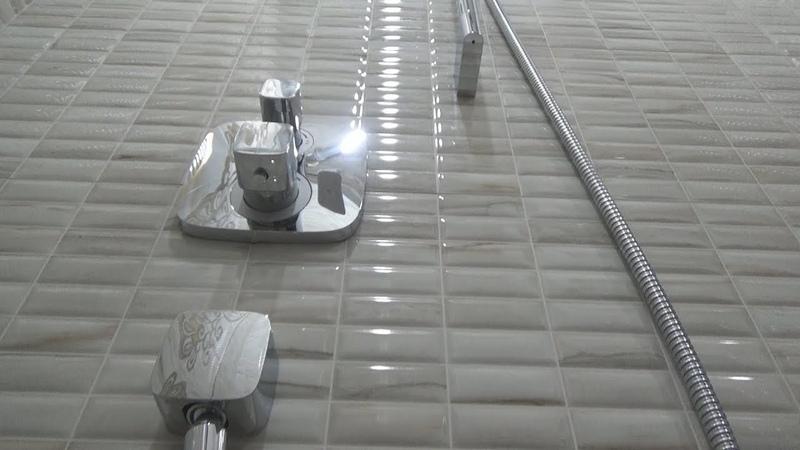 МИФ О ДОРОГОЙ ПЛИТКЕ! Бракованая плитка! ремонт ванной комнаты!