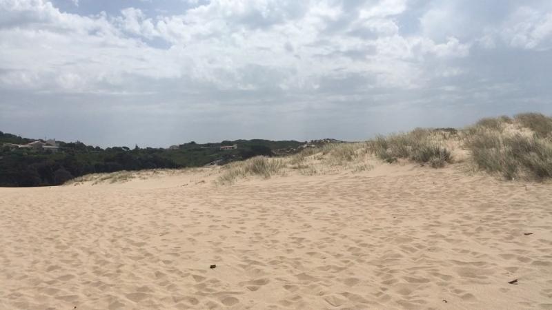Пляж Гиншу, Кашкайш Португалия