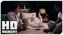Киша и Малкольм курят травку с призраком - Дом с паранормальными явлениями 2013 - Момент из фильма