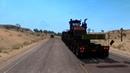 Адские сроки.Перевозим Гусеничний трактор из DLC Heavy Cargo Pack.