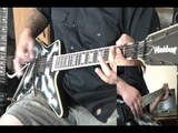 Pantera - Psycho Holiday guitar cover - by Kenny Giron (kG) #panteracoversfromhell